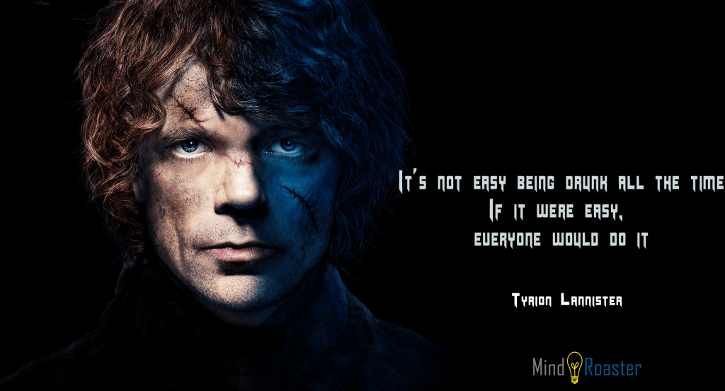 game of thrones tyrion lannister quotes