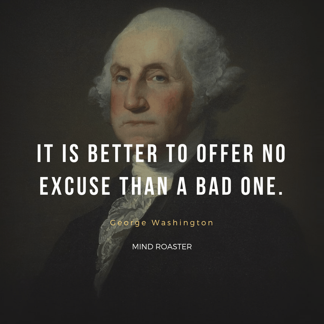 George Washington Sayings