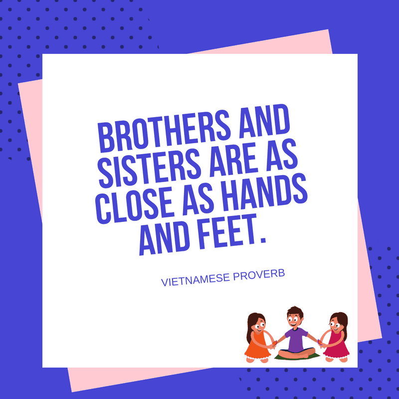 Cute Brother And Sister Quotes Mind Roaster