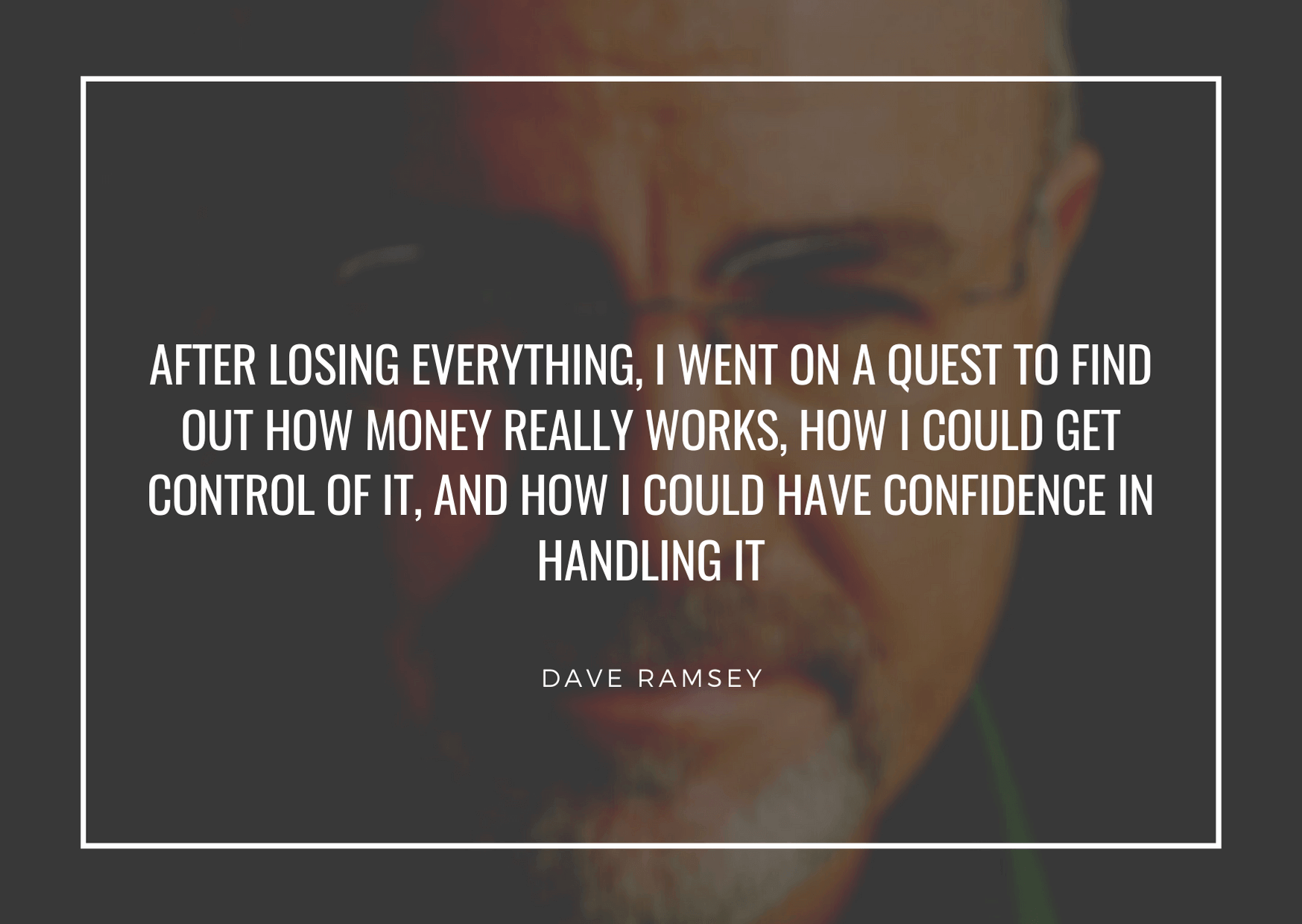 Inspirational Dave Ramsey Quotes on Sucess