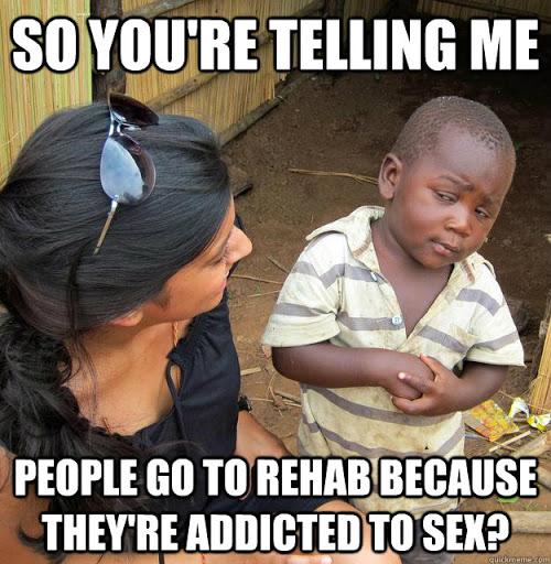 Best Rehab Meme